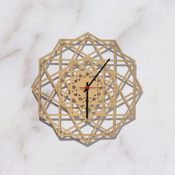 Web Wall Clock