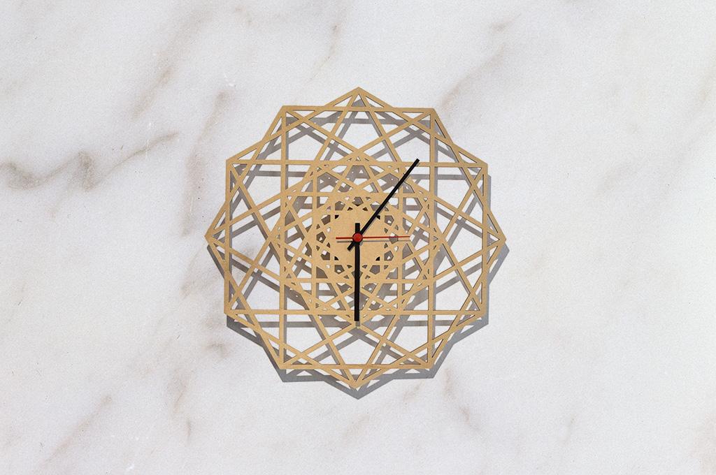 Web Wall Clock