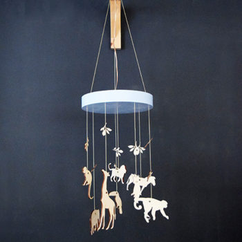 childrens mobile lamp